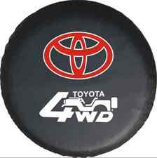 Spare Tire Cover 16inch Fit For TOYOTA LAND CRUISER RAV4 HD Vinyl Tire Cover New