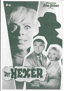 Illustrierte Film-Bühne Nr.S 6880 von 1964 Edgar Wallace: Der Hexer - Z1-2