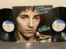 """Bruce Springsteen 33 rpm Philippines 12"""" LP EP the river"""