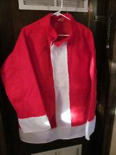 Vintage Santa Claus Suit Size L 48 by Rennoc