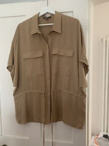 Gorgeous Ladies Blouse -Size  16 VGC