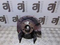 VOLKSWAGEN POLO S 60 1.2 PETROL 2010 DRIVERS SIDE FRONT HUB