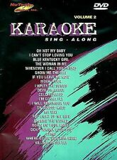 Karaoke Sing-Along: Vol. 2, Good DVD, ,