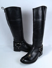 Frye 'Melissa Harness' Riding Boot- Black- Size 6 B  $398   (B25)