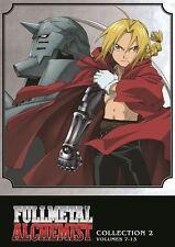 Full Metal Alchemist : Collection 2 (DVD, 2008, 7-Disc Set)
