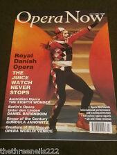 OPERA NOW - ROYAL DANISH OPERA - JULY 1995