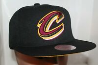 Cleveland Cavaliers Mitchell & Ness NBA Team Logo Snapback,Hat,Cap  $ 35.00  NEW