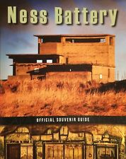 Ness Battery Souvenir Guide Book - NEW - Stromness Orkney Scapa Flow WW2 WWII