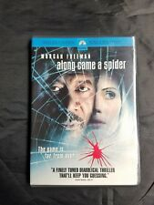 Along Came a Spider (DVD, 2001)