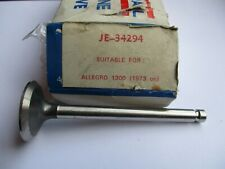 34294 New Set 4 Engine Exhaust Valves Austin Allegro 1300 1973 on