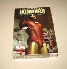 Iron Man complete collection Marvel DVD-ROM Open Box