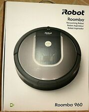 New iRobot Roomba 960 Wi-Fi Connected Robot Vacuum HEPA Filter Type Bagless