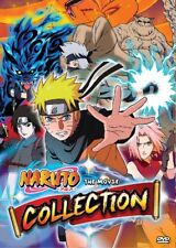 DVD Anime NARUTO The Movie Collection Complete Set (1-11) English Dub All Region