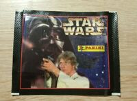 Panini 1 Tüte Star Wars Luke Skywalker Packet Pack Bustina Sobre Pochette