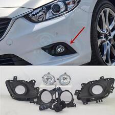 FOG LIGHT LAMP & Switch whit Auto Kit for Mazda 6 2014-2015