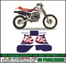 kit adesivi stickers compatibili xr 600 r 1996
