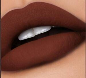 Too Faced Peach Puff Long Wear Matte Lip Colour in Sippin Tea BNIB RRP £17