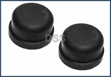 Genuine Smart Fortwo Headlight Low Beam Protective Rubber Cover Set (x2) OEM