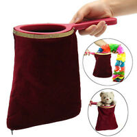Change Bag Magic Trick Handle Magic Prop Magicians Stage Show Appear/Disappear