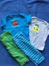 Baby Boys Summer Outfits 3-6 months