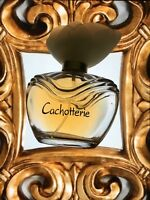 RARE !! Cachotterie by Dina Cosmetics France edt 40 ml left spray women perfume