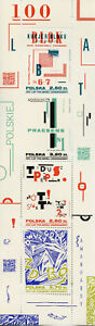 Poland 2017 MNH Avant-Garde 100 Years 4v M/S Art Stamps