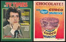 1980 Philippines TV TIMES MAGAZINE Al Pacino #46
