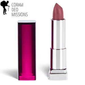 Maybelline New York Color Sensational Pink Lipstick, Satin Wink, 0.15 oz