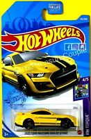 Hot Wheels 2021 - 2020 FORD MUSTANG Shelby GT500 - New G case Release - S85