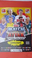 Match Attax 18/19  - 12 Basiskarten aus auswählen -