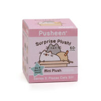 Gund 4059266EU Pusheen the Cat Surprise Plush Keyring Series 3 Places Cats Sit