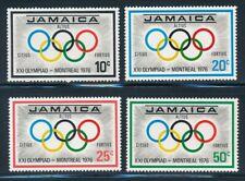 Jamaica - Montreal Olympic Games MNH Set (1976)