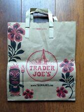 Trader Joes Tiki Idol Shopping Bag