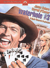 Waterhole #3 DVD James Coburn Rare 1967 Film Blake Edwards Scratch Free Disc