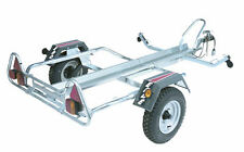 Erde PM310 Single Motorbike Trailer Fully Built Motorcycle