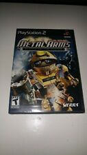 Sealed! New Metal Arms: A Glitch In The System PS2 PlayStation 2 CIB