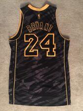 """Kobe Bryant Adidas MVP """"Black Mamba"""" Auth jersey Snake Limited Edition SS M NBA"""