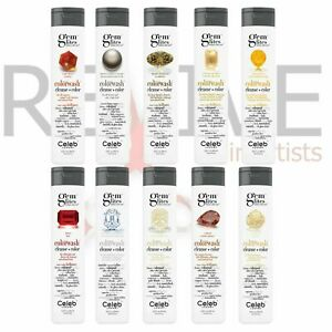 Celeb Luxury Gem Lites Semi Permanent Colourwash Shampoo 244ml | Vegan Friendly