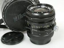 PC-NIKKOR 35mm 1:2,8 2,8/35mm Shift Shiftobjektiv 35mm f/2,8 Shift Lens