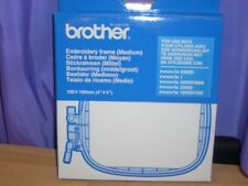 "NEW ONE BROTHER  MACHINE EF74 MEDIUM  4"" x 4"" HOOP 1500/D 2500D 4000/D InnV I"