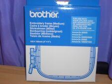 "NEW ONE BROTHER  MACHINE EF74 MEDIUM  4"" x 4"" HOOP 1500/D 2500D 4000/D InnV I"