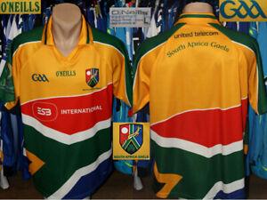Sa South Africa Gaels Gaa O'Neills Home Shirt Jersey Trikot Camiseta Maillot L