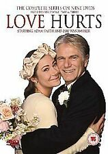 Love Hurts COMPLETE SERIES 1-3 RARE 9 DISC (UK RELEASE) Adam Faith DVD