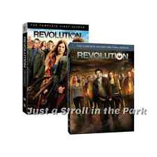 Revolution: Complete TV Series Seasons 1 & 2 Box / DVD Set(s) NEW!