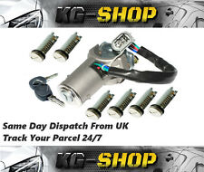 Ignition Barrel Lock Iveco Daily 2000 - 2006  & Door Lock Set - 6 Barrels