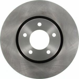 TRW Brake Rotor Front DF4346S fits Chrysler Voyager 3.3, 3.3 AWD