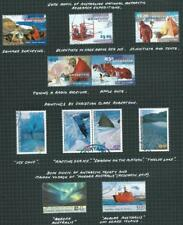 AAT - 1996 ANTARCTIC WILDLIFE etc. to $1 'KILLER WHALE'  VFU Cv $75 [6656/7]