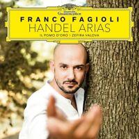 HÄNDEL: ARIAS - FRANCO FAGIOLI/IL POMO D'ORO/ ZEFIRA VALOVA -   CD NEU