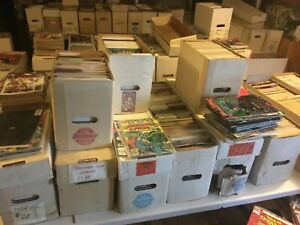 Long Box Lots 300+ Comics! You Pick Avengers X-men Batman Spiderman Superman +++