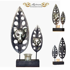 Tea Light Metal Candle Holders & Accessories Sets